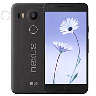 nillkin refleksfri skærmbeskytter film vagt for lg Nexus 5x