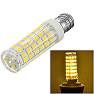 Marsing® E12 8W 700lm 3500K/6500k 75-SMD 2835 LED Warm/Cool White Light Bulb Lamp (AC 220-240V)