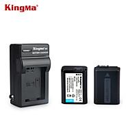 Kingma NP-FW50 batterie de l'appareil dc147 chargeur pour sony nex A5000 A5100 A7R 6 7 5TL 5R 5n 3NL A6000 5t 5c 3n a7 nex6 NEX7