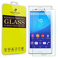 Mr.northjoe® Tempered Glass Film Screen Protector for Sony Xperia M4
