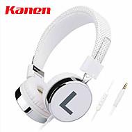 kanen / ip-878 telefone celular fone de ouvido headset computador single-buraco notebook um fone de ouvido com microfone uma maré