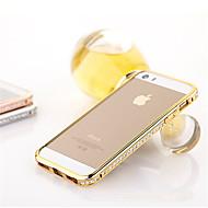 aluminium kader van de bumper voor de iPhone 5 / 5s / se (assorti kleur)