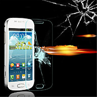 explosieveilige premium gehard glas filmdoek beschermkap gehard membraan boog voor Galaxy trend duos / s7562