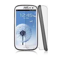 έκρηξη απόδειξη πριμοδότηση γυαλί οθόνη ταινία προστατευτικό 0,3 χιλιοστά σκληρυμένο τόξο μεμβράνη για Galaxy S3