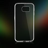Transparent Ultra-Thin TPU Soft Back Case Cover for Galaxy S7/S7 edge/S7 edge Plus/S5/S4/S3/S5 mini/S4 mini/S3 mini