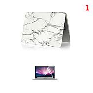 maletín de pvc macbook 2016 de lujo con pantalla Flim para el macbook de 12 pulgadas
