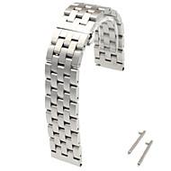 πριμοδότηση από ανοξείδωτο ατσάλι watchband ιμάντα για MOTOROLA MOTO 360 2ης γενιάς SmartWatch ανδρών 42 χιλιοστά και 46 χιλιοστά