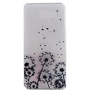 Na Samsung Galaxy Etui IMD Kılıf Etui na tył Kılıf Dmuchawiec Miękkie TPU Samsung A9(2016) / A7(2016) / A5(2016) / A3(2016)
