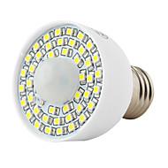 3W E26/E27 Ampoules Globe LED T 45 SMD 3528 3.5 lm Blanc Chaud / Blanc Naturel AC 85-265 V 1 pièce