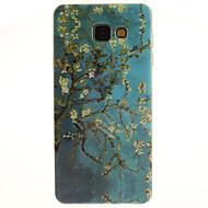 Na Samsung Galaxy Etui Wzór Kılıf Etui na tył Kılıf Kwiat TPU Samsung A7(2016) / A5(2016) / A3(2016)