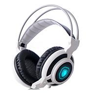 Sades SADES Arcmage Hodetelefoner (hodebånd)ForMedie Avspiller/Tablett Mobiltelefon ComputerWithMed mikrofon DJ Lydstyrke Kontroll Gaming