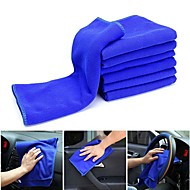 ziqiao pulizia auto in microfibra strumenti prodotti asciugamano lavaggio panno di polvere (30 * 70cm)