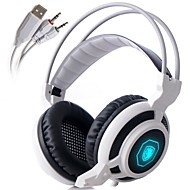 Sades Arcmage 3.5mm PC Gaming Over Ear Headset Stereo Gaming Headphones with Microphone & Volume Control