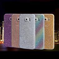 Full Body Glitter Shiny Phone Sticker Case Sparkling Diamond Film Decals for Samsung Galaxy S6