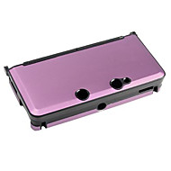 Laukut, kotelot ja suojukset-#-3DS-Mini-Nintendo 3DS-Nintendo 3DS-PS/2-Alumiini