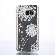 ultra-fino 0,1 centímetros TPU gráfico tampa traseira para Samsung Galaxy S4 / S5 / S5 Mini / S6 / edge S6 / S7 / S7 edge / S7 mais