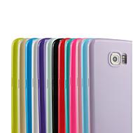 door middel van kleur TPU Case voor Samsung Galaxy S7 / S7 rand