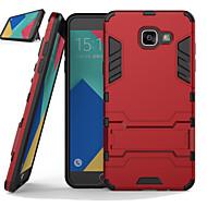 sota silikageeli pc combo kiinnike malleissa panssari suojaa puhelimen suojakotelo Samsung Galaxy a8 / A510 / A710