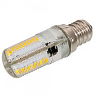 1PCS Dimmable E12/E11/E17 6W 80 SMD 3014 540 LM Warm White / Cool White LED Corn Lights AC 220-240 / AC 110-130 V