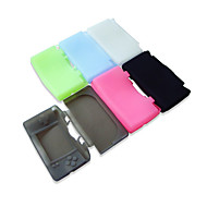 Silicon Soft Case Skin Cover for Nintendo DSL NDSLite(Assorted Colors)