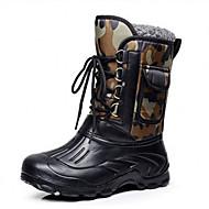 impermeables al aire libre zapatos de botas para la nieve de pesca nuevos hombres de los zapatos de caza