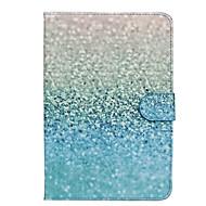 Pro Samsung Galaxy pouzdro Pouzdro na karty / Peněženka / se stojánkem / Flip / Vzor Carcasă Oboustranný Carcasă Zářící barvy PU kůže