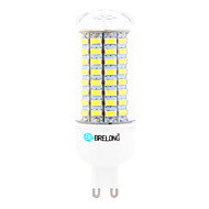 18W G9 LED Corn Lights T 89 SMD 5730 1800 lm Warm White / Cool White AC 220-240 V 1 pcs