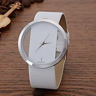 Women's Ladies Fashion Quartz Watch Leather Band Cool Watches Unique Watches