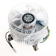 ventilador de refrigeração da CPU hyeonpung 775 Intel PC desktop processador cpu universal ultra-silencioso ventilador