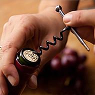 vino de acero inoxidable abrebotellas llavero de metal sacacorchos exterior abrebotellas