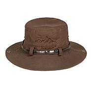 Sonnenhut Hut UV-resistant / Anti-Insekten / Leichtes Material / Weich Unisex Weiß BaumwolleYoga / Camping & Wandern / Angeln / Klettern