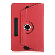 """Universal 10"""" Inch Tablet Case 360 Rotate Leather Stand Case Cover For 10 Inch Tab Protective Case"""