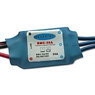 Obecné Obecné Skyartec ESC004 Regulátor otáček (ESC) / díly Příslušenství Modrá