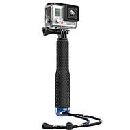 Accessoires pour GoPro, Monopied Avec Bretelles Poignées Pour-Caméra d'action, Gopro Hero 3 Gopro Hero 3+ Gopro Hero 4 SJCAM 1en alliage