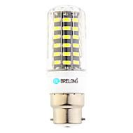 7W B22 LED Corn Lights T 64 SMD 600 lm Warm White Cool White AC 220-240 V 1 pcs
