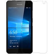 trajes de protección al rayado friegue Nillkin para el lumia 650 Microsoft teléfono móvil