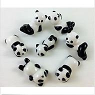 4 stk spisepinde holder keramisk porcelæn søde Panada