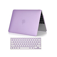 "2 em 1 crystal clear soft-touch caso de corpo inteiro com tampa do teclado para MacBook Air 11 ""/ 13"" (cores sortidas)"