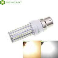LED a pannocchia 102 SMD 2835 sencart Modifica per attacco al soffitto E14 / G9 / GU10 / B22 / E26 / E26/E27 8W Decorativo / Impermeabile