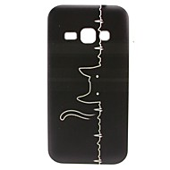 For Samsung Galaxy Case Pattern Case Back Cover Case Cat TPU Samsung A5(2016) / A3(2016)
