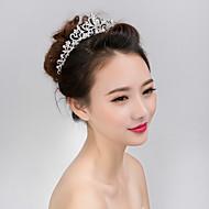 κοσμήματα τιάρες τα μαλλιά των γυναικών για το γαμήλιο γλέντι
