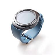 Legújabb szilikagél sport zenekar watchband nők és a férfiak számára samsung watchband s2 R720