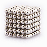 Magnet Toys 512 Pieces MM Magnet Toys Building Blocks Magnetic Balls Executive Toys Puzzle Cube For Gift