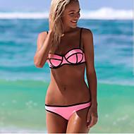 de nye udenrigshandelen neopren ms. bikini sexet badedragt victoria