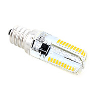 4W E12 LED Corn Lights T 80 SMD 3014 280-300 lm Warm White / Cool White AC 220-240 V 1 pcs