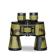 PANDA® 20X50 mm משקפת Waterproof חדות גבוהה HD שימוש כללי ציפוי מלא נורמלי 56M/1000M פוקוס עצמאי