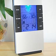 luftfugtighed udmåle lcd digital temperatur instrumenter termometer hygrometer temperatur luftfugtighed meter ur