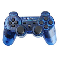GOiGAME Wireless Controller for PS3 (Assorted Colors)