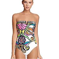 Digital Printing Triangle Swimsuit Leakage Swimsuit