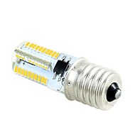 4W E17 LED Corn Lights T 80 SMD 3014 320-360 lm Warm White / Cool White AC 220-240 V 1 pcs